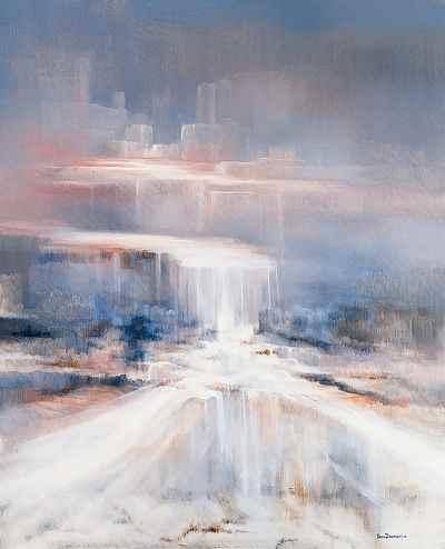 لبريز جان - ابعاد 81×100- سال1994