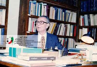پرویز خانلری
