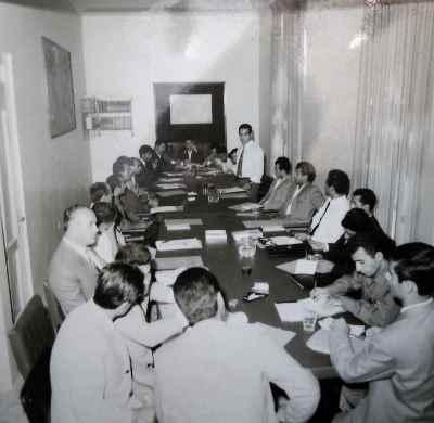 کارمندان تهران و شهرستان های تبلی فیلم - سال1350