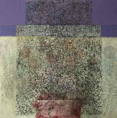 مجموعه ترکیب مواد روی بوم ۱۳۹۱