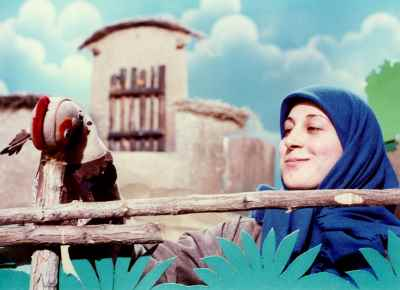فاطمه معتمد آریا- مجموعه تلویزیونی آتش به سر - 1362