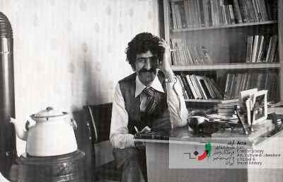 جوانی احمد پوری در تبریز