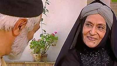 ژاله علو - سریال شیخ بهایی به کارگردانی شهرام اسدی