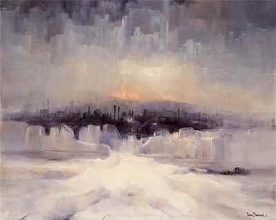 مهربان آباد -  ابعاد 100×81- سال1995