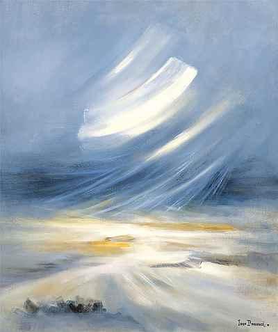 باران نور -  ابعاد 36×46- سال1999