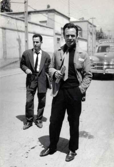 سیراک ملکنیان، مارکو گریگوریان - تهران - سال 1964