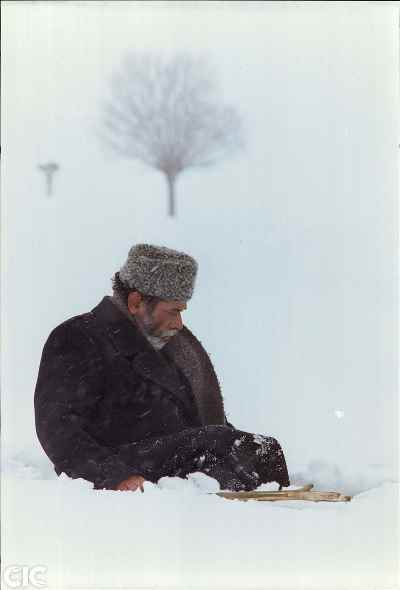 علی نصیریان - فیلم جاده های سرد ، کارگردان: مسعود جعفری جوزانی