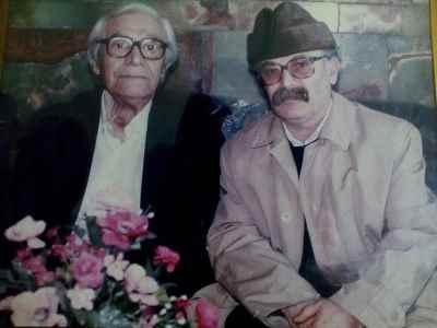رسول كريمی (سووتاو) و محمد قاضی