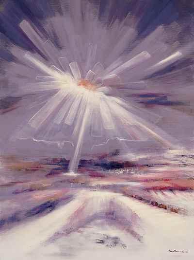 چشم شنوا -  ابعاد 97×130- سال2003