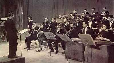احمد پژمان - ارکستر دهلوی