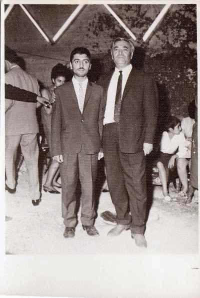 محمد قاضی و حسن قاضی