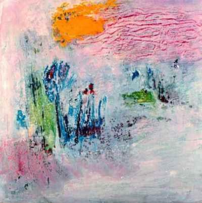 مجموعه نقاشی بر سطح غیرحساس کاغذ عکاسی ۱۳۷۱