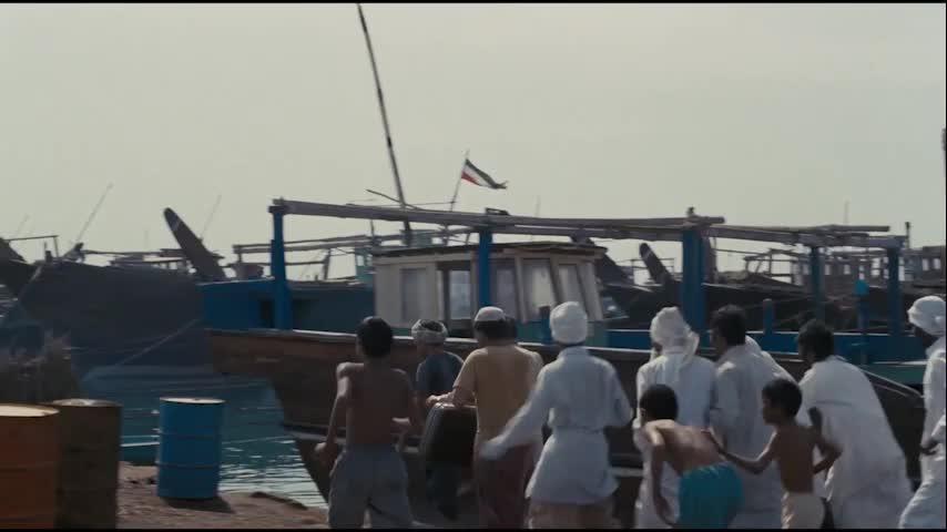 بخشی از فیلم ناخدا خورشید