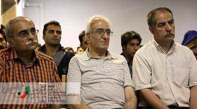 اسد امرایی و احمد پوری و حسن کیاییان