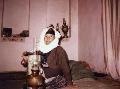 مادربزرگ کامبوزیا پرتوی