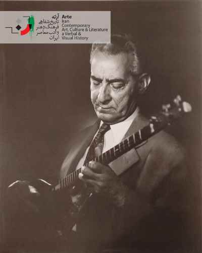 پرتره احمد عبادی