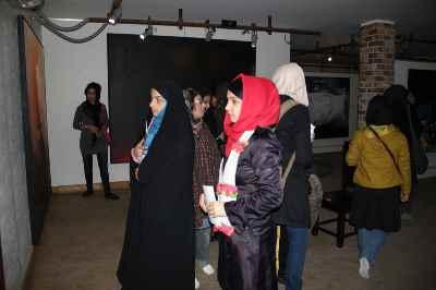 نمایشگاه آثار مصطفی دشتی -گالری پردیس ملت