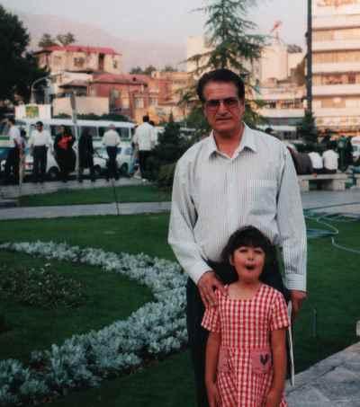 احمد پژمان، سیما پژمان (فرزند)