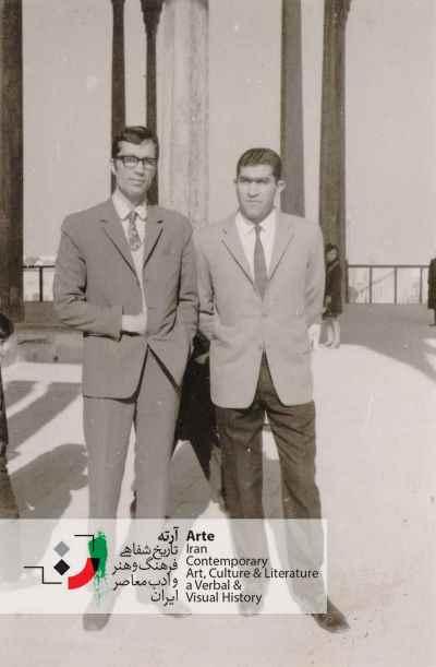 فریدون جنیدی در اصفهان