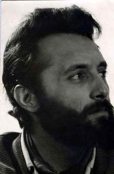 منوچهر انور - سال 1953- آلمان