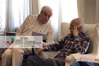 نجف دریابندری - ایرج پارسی نژاد