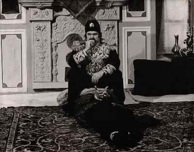 ولی شیراندامی - فیلم سینمایی شازده احتجاب