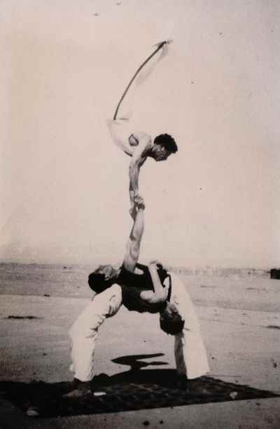 ولی شیراندامی - عکس های ورزشی