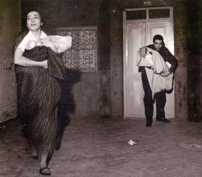 علی نصیریان، فهیمه راستکار - نمایش (رویا)