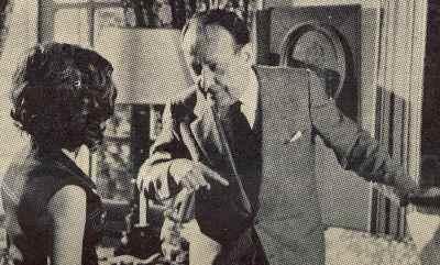 آندره مالرو و ایران درودی در پاریس