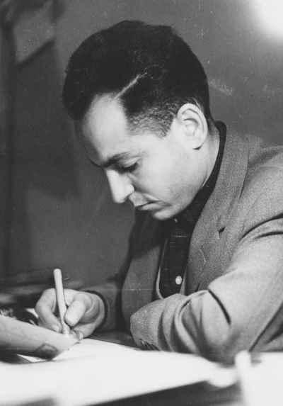 سیراک ملکنیان - رم - سال 1958