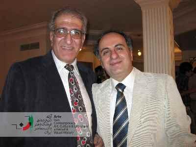 محمد علی سجادی و احمد پوری