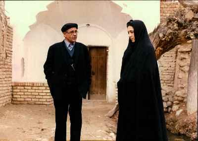 فاطمه معتمد آریا، رضا بابک – فیلم سینمایی ریحانه- سال 1368