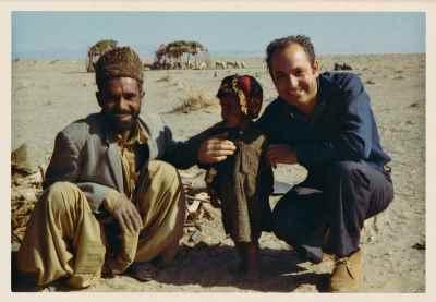 سیراک ملکنیان -  بلوچستان - سال 1972