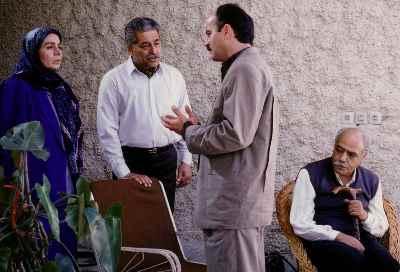 سریال عطر گل یاس -کارگردان: بهمن زرین پور