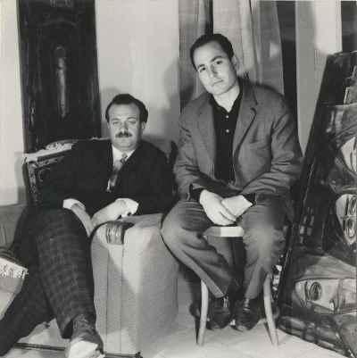 سیراک ملکنیان، فرهنگ فرهی - تهران - سال 1964