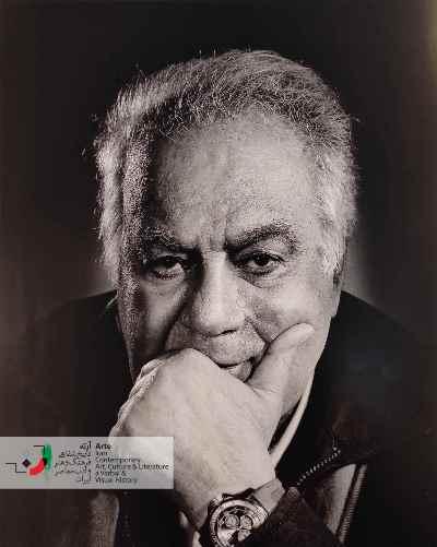 پرتره ناصر ملکمطیعی
