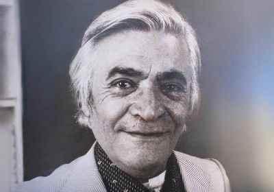 محمد قاضی- عکس از آرشیو سیاوش احمدی
