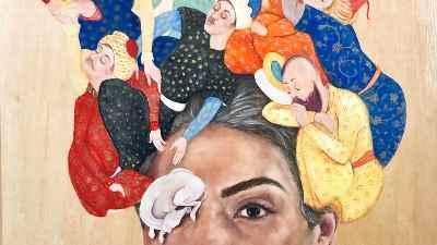 تفاوت هنر ایران و غرب