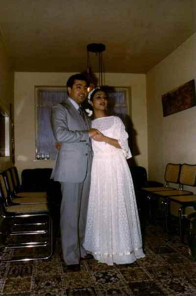 اسماعیل شنگله - جشن عروسی