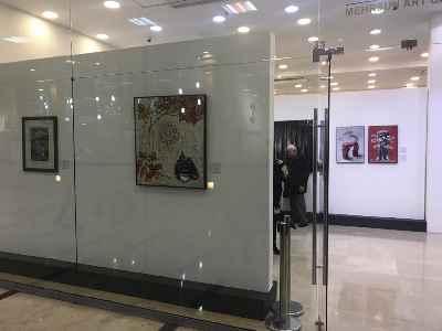 نمایشگاه هنرمندان تأثیرگذار ایرانی - ارمنی فوریه-مارس 2020