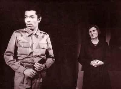 عصمت صفوی، علی نصیریان - نمایش کلمب، کارگردان: اسماعیل شنگله