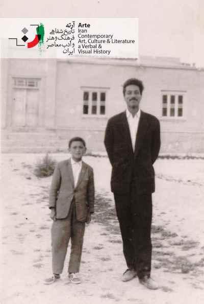 دبستان بصیری در روستای چکنه - اولین مدرسه در روستا در ایران