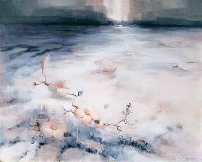 باغ دريا -  ابعاد 81×65 - سال1987