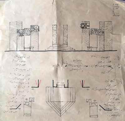 پلات صحنه نمایش ریچارد سوم