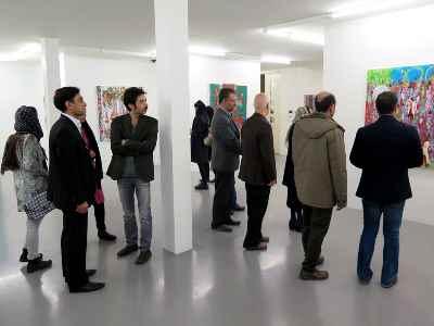 آنه محمد تاتاری - نمایشگاه